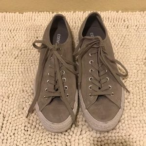 Converse All-Star Suede Shoes